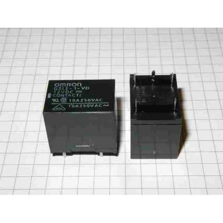 RELE C.S. OMRON 1 SCAMBIO 12VDC