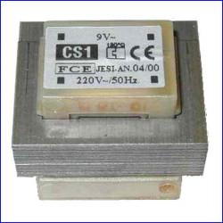 Trasformatore da CS 220/9V 1VA