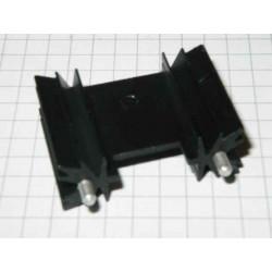 DISSIPATORE ML73/PIN H. 25MM