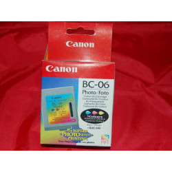 CARTUCCIA COLORE PHOTO BC-06X CANNON240/1000
