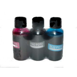 3 BOCCETTE DA 60ML COLORE PHOTO