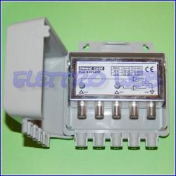 AMPL. PALO VHF 18DB + UHF 34DB