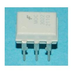 OPTOISOLATORE MOC 3022