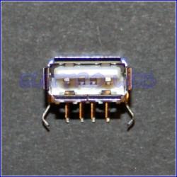 Presa USB tipo A FEMMINA da CS 90 gradi