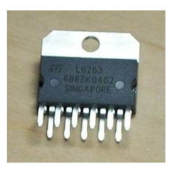MOTOR CONTROLLER 5A 60V ST MICROELECTRONICS