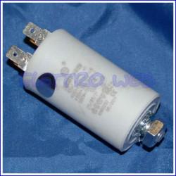Condensatore 10uF 450VAC Lavatrice - Lavastoviglie