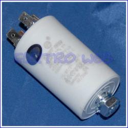 Condensatore 12.5uF 450VAC Lavatrice - Lavastoviglie