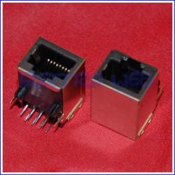 PRESA RJ45 8P8C da circuito stampato ad inserzione orizzontale (conf. 2 pezzi)