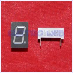DISPLAY a 7 segmenti Anodo Comune RL-S0520GDBW/D13 LED Verde 12.7mm (conf. 2 pezzi)