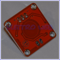 ARDUINO TinkerKit Modulo Sensore Tocco - ORIGINALE Touch Sensor Module