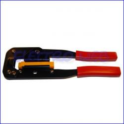 PINZA PER FLAT CABLE - permette di crimpare i connettori IDC femmina sul cavo piatto
