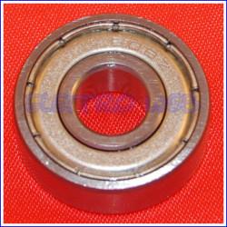 CUSCINETTO A SFERA SCHERMATO 608 ZZ 8X22X7 mm - 608ZZ