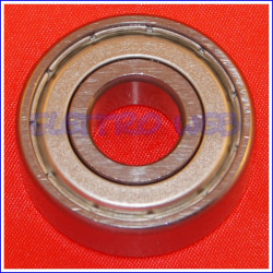 CUSCINETTO A SFERA SCHERMATO 6201 ZZ 12X32X10 mm - 6201ZZ