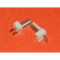 Connettore maschio MX254 a 2 poli (conf. 50 pezzi)