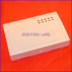 Centralina che accetta i sensori del Defender 868 Mhz e li trasforma via cavo