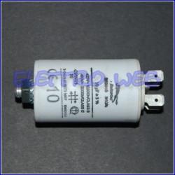 COND. 10uF 450V RELCO