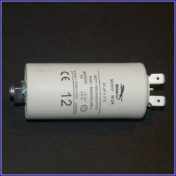 COND. 12uF 450V RELCO