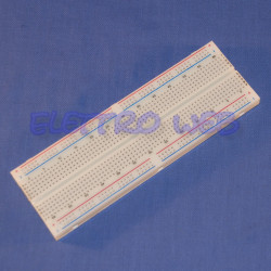 PIASTRA SPERIMENTALE 830 CONTATTI - Breadboard