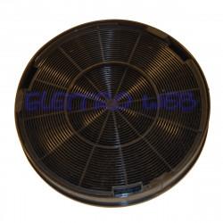 FILTRO AI CARBONI ATTIVI PER CAPPA FABER diametro 196 x 30 mm. - 2 PEZZI