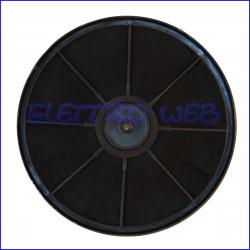 FILTRO AI CARBONI ATTIVI 230 x 30mm foro 6mm (compatible FABER EFF54)