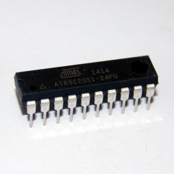 Microprocessore ATMEL AT89C2051-24PU