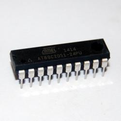 Microprocessore ATMEL AT89C2051-24PU