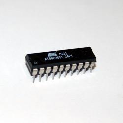 Microprocessore ATMEL AT89C2051-24PI