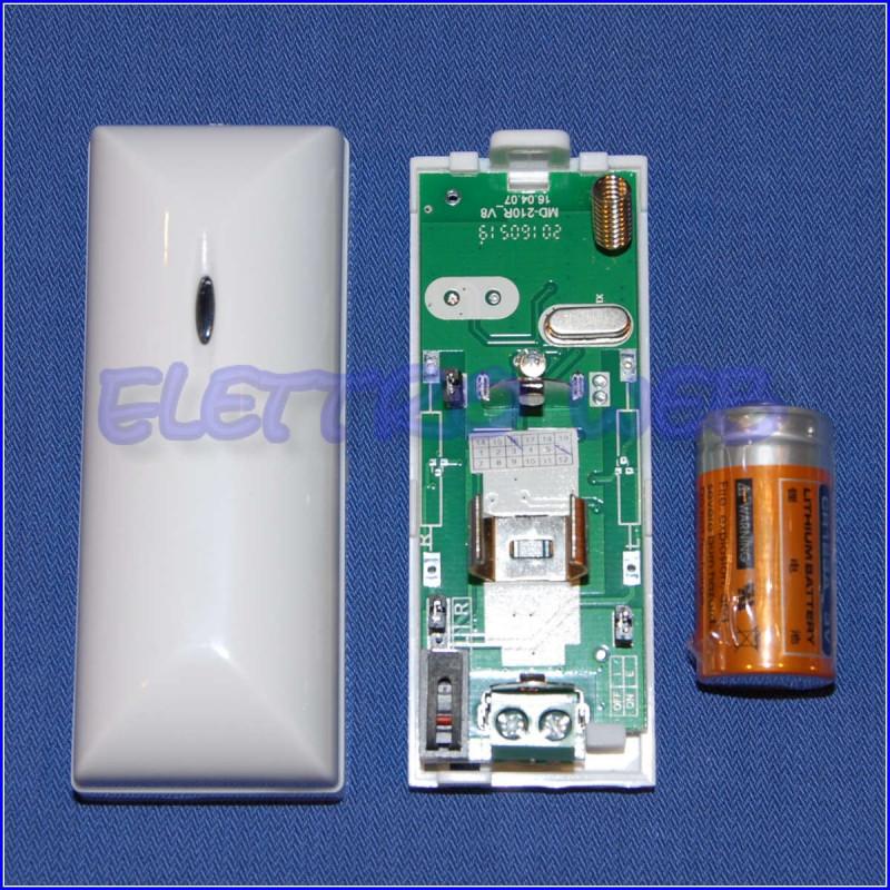 Trasmettitore su 868 Mhz - Dialoga con le centrali DEFENDER