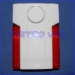Sirena automatizzata - SIRENA DEFENDER LIGHT 868Mhz