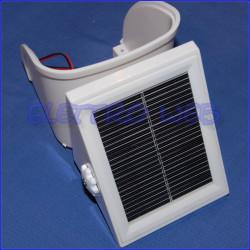 Kit solare per sensori e piccole telecamere - Pannellino solare