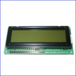 LCD 16x2 caratteri - RETROILLUMINATO RC162051YFHLYB