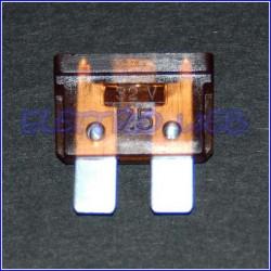 FUSIBILE A LAMA 7,5A