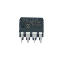 EEPROM 24LC01B-I/P I2C