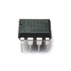 EEPROM 24LC128-I/P I2C