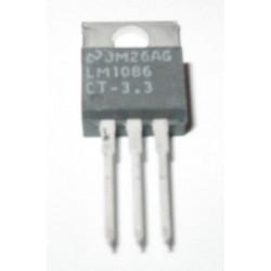 REGOLATORE LM1086CT-3.3