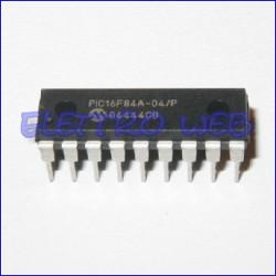 MICROPROCESSORE PIC 16F84-04/P