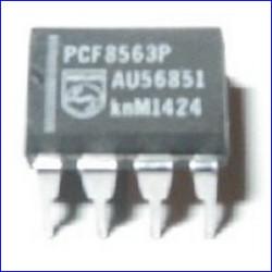 INTEGRATO RTC PCF8563P