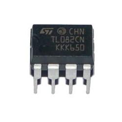 INTEGRATO TL082CP - TL 082 CP