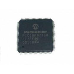 MICROPROCESSORE PIC18F97J60-I/PF