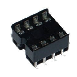 ZOCCOLO DIL 8 PIN