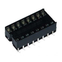 ZOCCOLO DIL 16 PIN