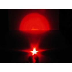 LED 5mm ROSSO 3.500 MCD