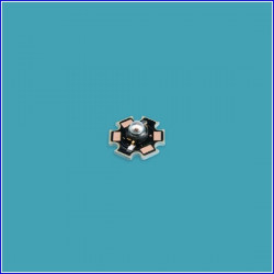 LED HEXAGON BLU RL-H11BA1-120 120°