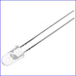 LED 5mm Infrarossi 850nm