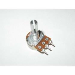 Potenziometro LINEARE L20 - 500 KOhm